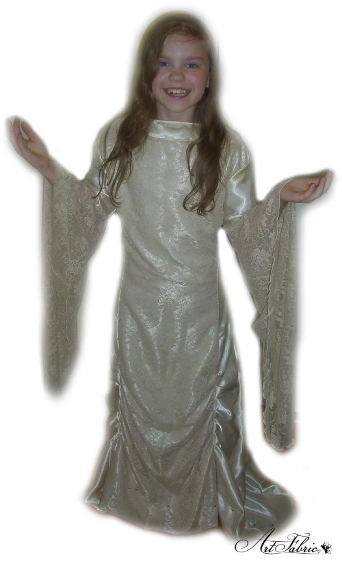 Der Hobbit - Elbenkostüm Prinzessinnenkleid